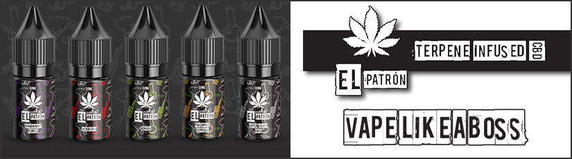 El Patron E-Liquids On Sale